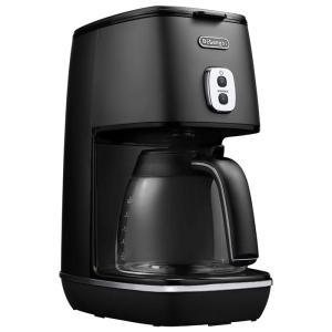 DeLonghi デロンギ ディスティンタコレクションドリップコーヒーメーカー (エレガンスブラック)( ICMI011J-BK ) kitchen