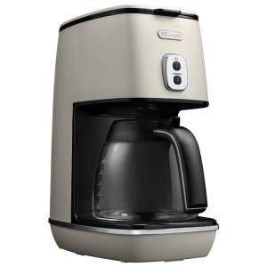 DeLonghi デロンギ ディスティンタコレクションドリップコーヒーメーカー (ピュアホワイト)( ICMI011J-W ) kitchen