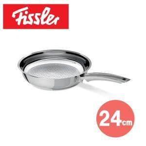 フィスラー クリスピープレミアムフライパン24cm 121-400-241 【 Fissler ステンレス 】 kitchen