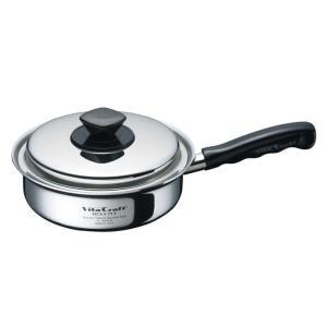 ビタクラフト ヘキサプライフライパン20cm 6112 【 vitacraft 調理器具 キッチン ステンレス 】 kitchen