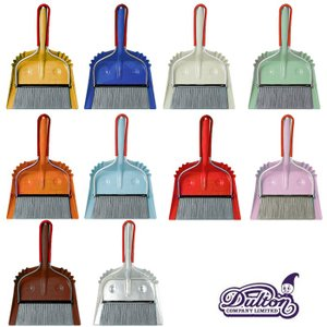 DULTON/ダルトン スマイリーセット ほうき&ちりとり 選べる10色(100140)|kitchen