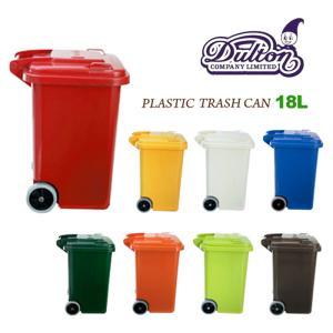DULTON/ダルトン プラスチック トラッシュカン 18リットル ( 100195 ) 選べる8色|kitchen