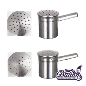 DULTON/ダルトン ステンレス シェーカー ハンドル付き 選べる2デザイン < スモールホール/ピンホール >|kitchen
