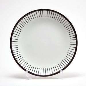グスタフスベリ スピザ・リブ プレート 22cm 復刻版 【 Gustavsberg SPISA-RIBB 皿 ラウンド  】|kitchen