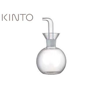 KINTO/キントー タイネツガラス/耐熱ガラス ソースボトル 【調味料入れ/しょう油さし/醤油さし】(16402)<M>|kitchen