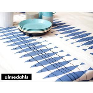 Almedahls/アルメダールス テーブルクロス《スウェーデン》《北欧雑貨》(87472)<ニシン>|kitchen