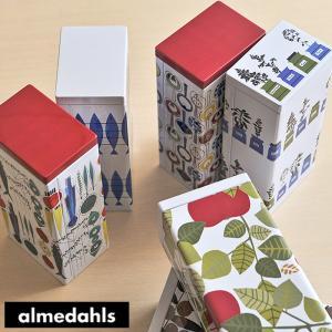 Almedahls/アルメダールス 缶 【コーヒー缶/ブリキ/スチール/保存容器/スウェーデン/北欧雑貨】<L> kitchen