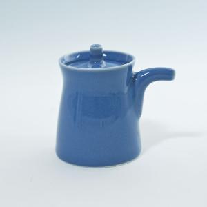 白山陶器 G型しょうゆさし ( 小 ) ルリ [ HAKUSAN 和食器 森正洋デザイン ]|kitchen