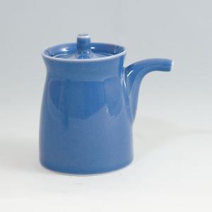 白山陶器 G型しょうゆさし ( 大 ) ルリ [ HAKUSAN 和食器 森正洋デザイン ]|kitchen