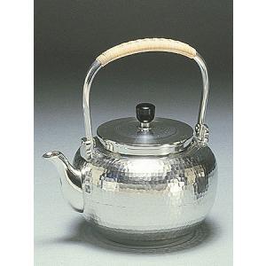 【ポイント10倍!】[ 送料無料 ] 大阪錫器 湯沸 ツチメ [ 桐箱入り やかん ヤカン ケトル ] 大|kitchen