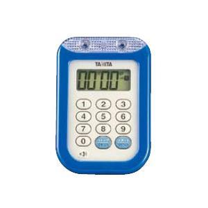 大音量タイマー100分計<TD-377><ブルー>|kitchen