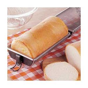 IDEAL 丸型メッシュ食パン焼型 ( イ-22 ) 日本製|kitchen