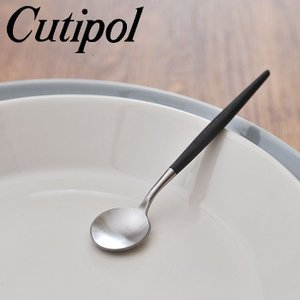 《 18本までメール便対応可能 》 クチポール ゴア モカ/エスプレッソスプーン ( GO12 )【 Cutipol GOA ポルトガル 】 kitchen