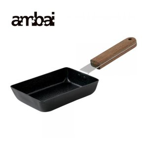 ambai 小泉誠プロデュース 玉子焼 角小 FSK-002 【 あんばい たまごやき 卵焼き フライパン フォームレディ FORMLADY 】|kitchen