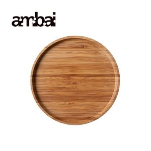 ambai 小泉誠プロデュース 食器 珈琲 竹皿 14cm TK-47212 【 あんばい ソーサー 小皿 FORMLADY 】 kitchen