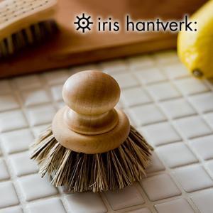 イリスハントバーク ベジタブル パンブラシ [ iris hantverk たわし ]|kitchen