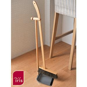 iris hantverk/イリスハントバーク ちりとりブラシセット Lata pigan 【ほうき/室内】|kitchen