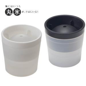 ライクイット 俺の丸氷 選べる2色 ( SKT-06 ) 【 like-it 製氷器 丸氷 おしゃれ スタッキング 収納 】|kitchen