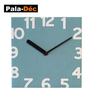 パラデック PalaDec Torno フェルトクロック トルノ 壁掛け時計 Pala-Dec 時計ブルー|kitchen