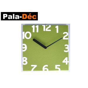 パラデック PalaDec Torno フェルトクロック トルノ 壁掛け時計 Pala-Dec 時計グリーン|kitchen