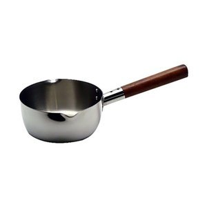 工房アイザワ ブラックピーマン200V 雪平鍋 16cm (70367)|kitchen