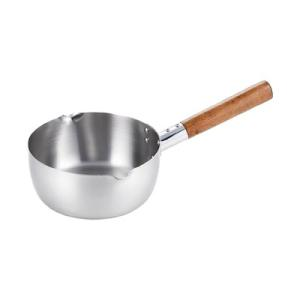 工房アイザワ ブラックピーマン200V 雪平鍋 20cm (艶消し)(70399)|kitchen