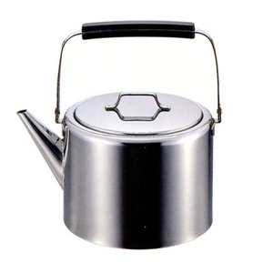 工房アイザワ Black Piment 200V ストレートケトル 2.0L ミラー (70344)|kitchen