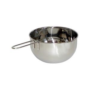 工房アイザワ ちゅうぼうこもの 手付ボール (口付) 14cm (70112) kitchen