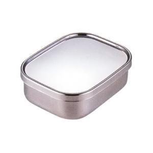 工房アイザワ UTILE serve-pot 角長容器浅型 L 1300cc (6203)|kitchen