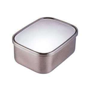 工房アイザワ UTILE serve-pot 角長容器深型 L 1700cc (6206)|kitchen