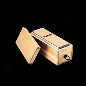 工房アイザワ 純銅製 本桐かつお削箱(10024)|kitchen