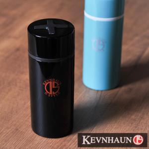 KEVNHAUN D STYLE/ケヴンハウン ディー スタイル スリムマグボトル 《ストレート》 200mL 【Slim Mug Bottle/ステンレスボトル/水筒】(KDS948)<ブラック> kitchen