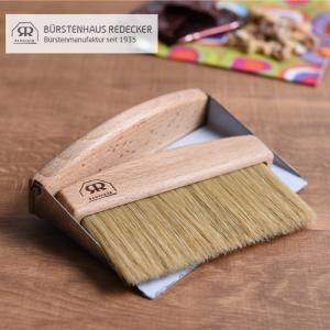 レデッカー テーブルスウィーピング セット (ナチュラル) 【 REDECKER ちりとり ブラシ 掃除用品 ダストパンセット 】|kitchen