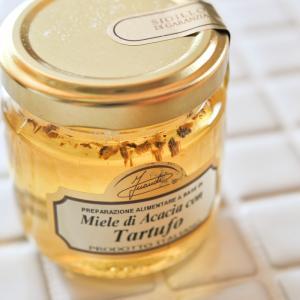 イナウディ 白トリュフ入り蜂蜜 《food》<120g>|kitchen