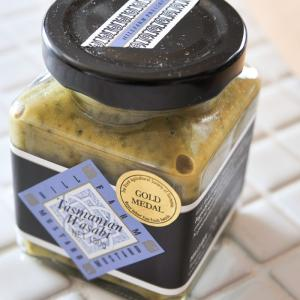 HILL FARM/ヒルファーム タスマニア ワサヒマスタード 《food》<180g>|kitchen