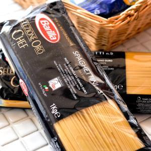 Barilla/バリラ SOC スパゲッティーニ No.3 【ロングパスタ/セルシオーネ/セレツィオーネ オロ シェフ】 《food》(319542)<1kg>|kitchen