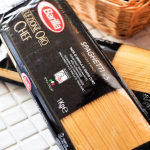 Barilla/バリラ SOC スパゲッティー No.5 【ロングパスタ/セルシオーネ/セレツィオーネ オロ シェフ】 《food》(319532)<1kg>|kitchen