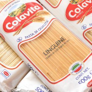 Colavita/コラビータ  リングイーネ 【コラヴィータ/ブロンズダイズ製法】 《food》<500g>|kitchen