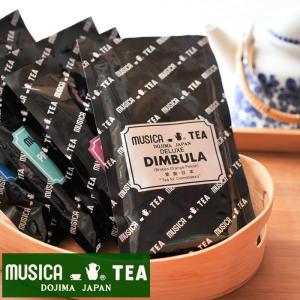 ムジカティー デラックスディンブラ  【MUSICA ムジカ 紅茶 / 堂島 / DELUXE DUMBYLA】<100g>|kitchen