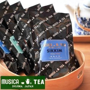 ムジカティー シッキム  【MUSICA ムジカ 紅茶 / 堂島 / SIKKIM】<100g>|kitchen