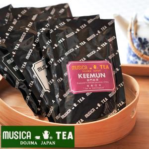 ムジカティー キーマン  【MUSICA ムジカ 紅茶 / 堂島 / KEEMUN】<100g>|kitchen