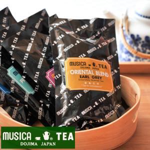 ムジカティー オリエンタルブレンド (アールグレイ)  【MUSICA ムジカ 紅茶 / 堂島 / ORIENTAL BLEND (EARL GREY)】<100g>|kitchen