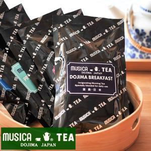 ムジカティー 堂島ブレックファスト  【MUSICA ムジカ 紅茶 / 堂島 / DOJIMA BREAKFAST】<100g>|kitchen