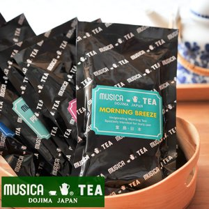 ムジカティー モーニングブリーズ  【MUSICA ムジカ 紅茶 / 堂島 / MORNING BREEZE】<100g>|kitchen