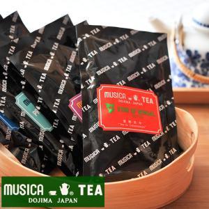 ムジカティー スター・オブ・ベンガル  【MUSICA ムジカ 紅茶 / 堂島 / STAR OF BENGAL】<100g>|kitchen