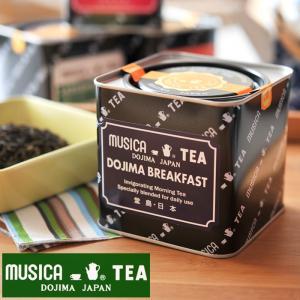 ムジカティー 堂島ブレックファスト  【MUSICA ムジカ 紅茶 / 堂島 / DOJIMA BREAKFAST】<226g缶>|kitchen