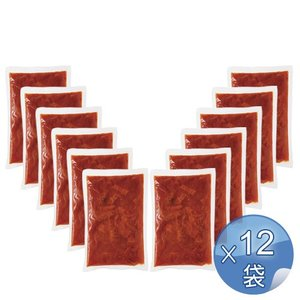 モンテベッロ 冷凍トリッパ・ロッサ 500g <12袋セット>【冷凍便でお届け】|kitchen