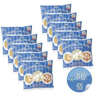 モンテベッロ 冷凍モッツァレッラ・ブファラ・チェリーサイズ 500g <10袋セット> 【冷凍便でお届け】|kitchen