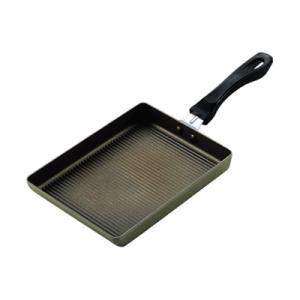 パール金属  キャストウェーブ フッ素加工厚焼き風玉子焼|kitchen