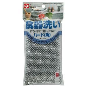 レック/LEC 食器洗い ハード角 K-098|kitchen